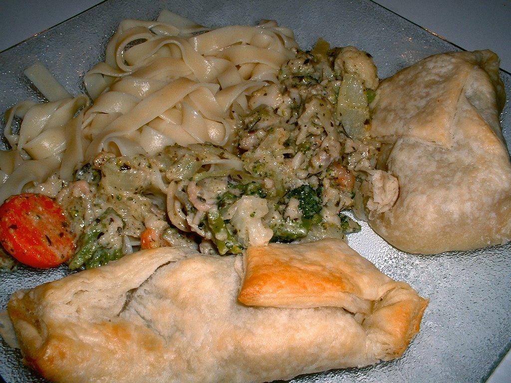 Feuillet s de colin aux brocolis faim du monde - Cuisiner du colin surgele ...