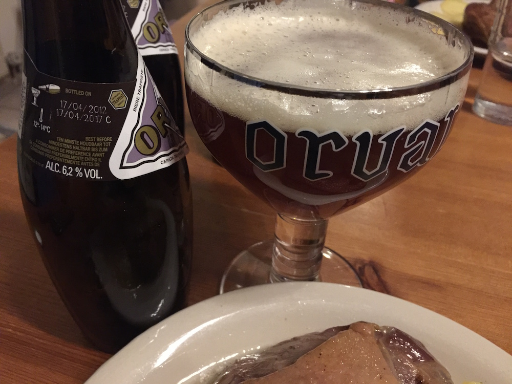 Orval 3 ans d'age